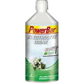 PowerBar Electrolyte Drink Woodruff 1l